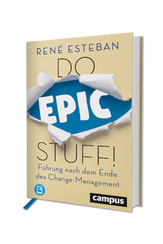 Do Epic Stuff! - The Book