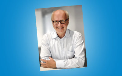 """Achieving goals with Dr. Joachim Jäckle (former CIO & Global Head of Integrated Business Solutions, Henkel): """"People want to be part of something big"""""""