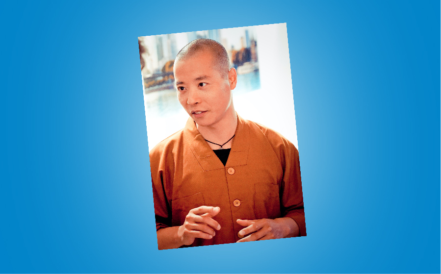 """Achieving goals with Lu Yuan (Shaolin master): """"Success results from focused action"""""""
